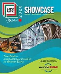 EXPO PACK MEXICO SHOWCASE